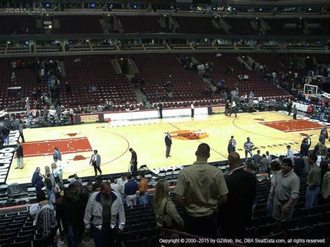 section 116 united center united center section 116 seat views seatgeek