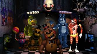 Search result for pictures of five nights at freddys 2