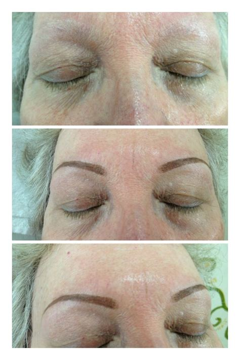 tattoo eyebrows sheffield 17 best images about micropigmentacion on pinterest no