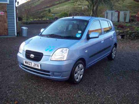 Kia Picanto Light Kia Picanto Light Blue 1 1 Engine Just 34k Mot