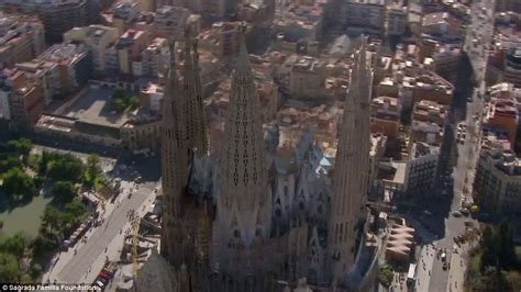 Building Plans Online How Gaudi S Finished La Sagrada Familia Cathedral Will