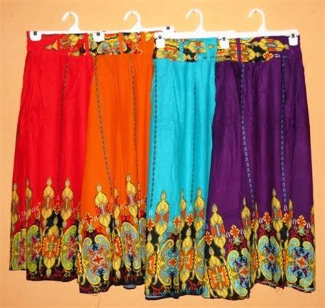 Katun Corak Bangkok Import 3 grosir rok katun bangkok rm262 grosir baju muslim murah