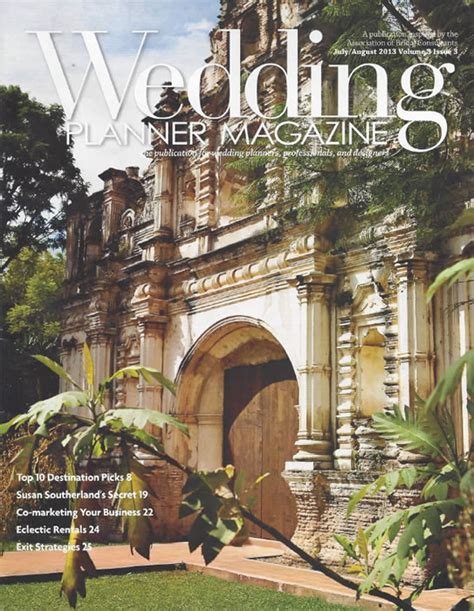 wedding planner magazine wedding planner magazine what s in your emergency kit