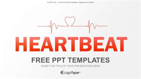 medical ppt themes free download 2013 charting a heartbeat medical ppt templates