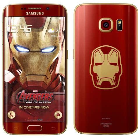 07 Ironman Samsung Galaxy Note 5 Softcasecasingmotifavengerstopeng smartphone con lettore di impronte digitali i migliori