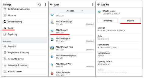disable app android how to remove apps from your android phone