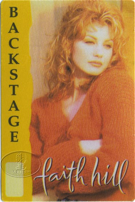 Buy Visa Gift Card Near Me - faith hill 1995 it matters to me tour backstage pass ebay