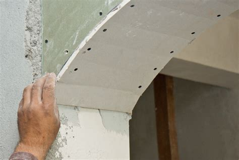 How To Finish Drywall How To Finish A Drywall Arch Howtospecialist How To