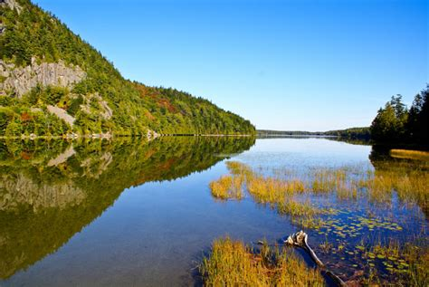 boat launch echo lake 12 gorgeous views you ll only see in maine s acadia