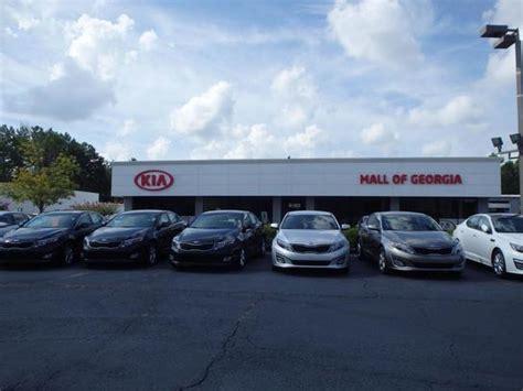Kia Mall Of Used Cars Kia Mall Of Car Dealership In Buford Ga 30518