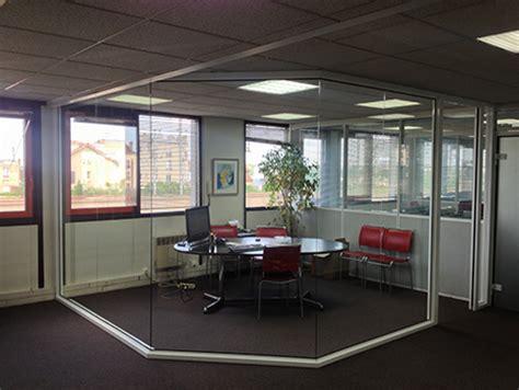 cloison bureau vitr馥 cloisons de bureaux arte vitrees bord a bord