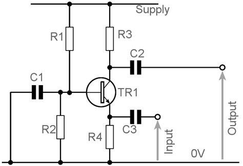 transistor lifier common base common base circuit transistor characteristics electronics notes