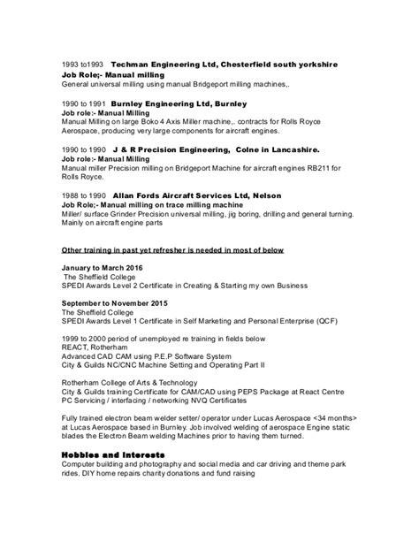 ingham nov2016 cv library