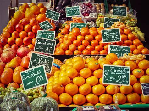 fruit free free photo fruit fruit stand fruits free image on