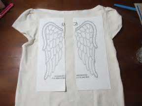 Printable Angel Wings Pattern » Home Design 2017