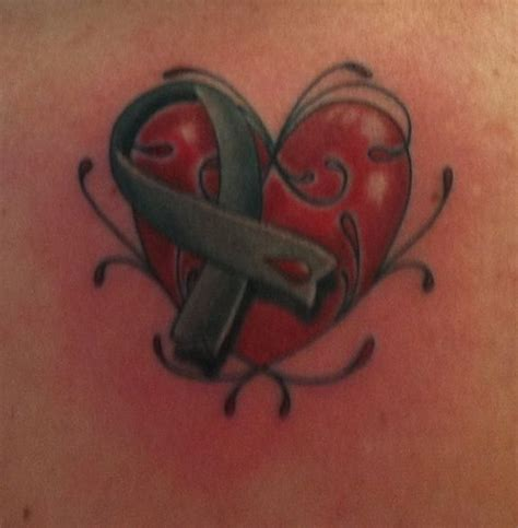 diabetes ribbon tattoo 17 best images about awareness tattoos on the