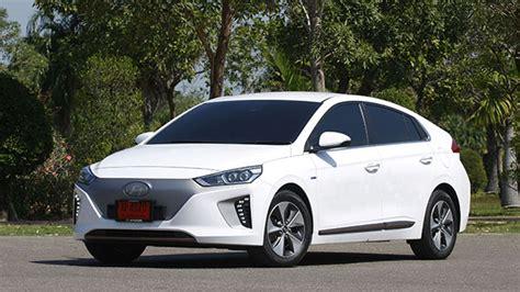 2019 hyundai ioniq electric hyundai ioniq electric 2019 review bangkok post auto