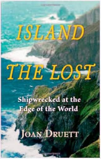 ship wrecked stranded on an world books book review island of the lost shipwrecked at the edge