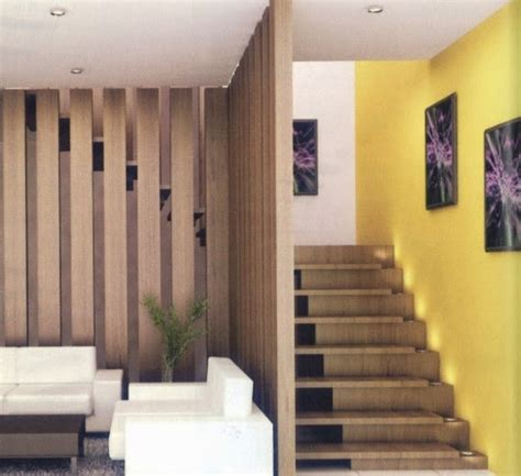 Model Interior Tangga Rumah Minimalis