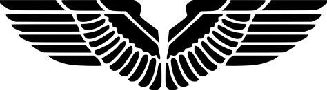 Pilot Wings Clipart