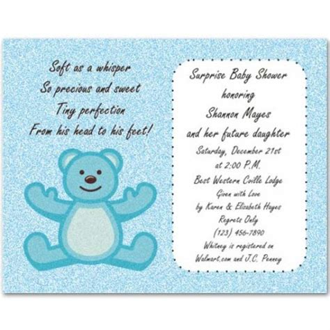 Baby Boy Shower Invitation by Quotes For Baby Boy Baby Shower Quotesgram