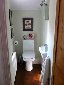 Decorating Ideas Downstairs Toilet Small Toilet Wc Downstairs Loo Finished At Last