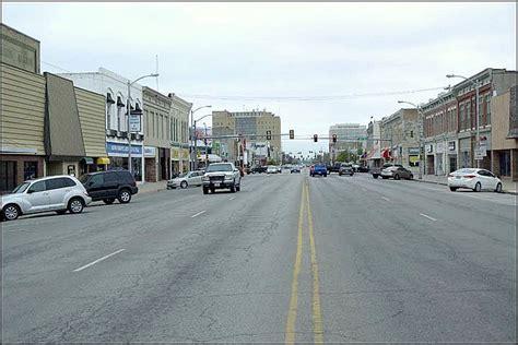Commerce Bank Garden City Ks by Kansas Towns Resurrect Organization