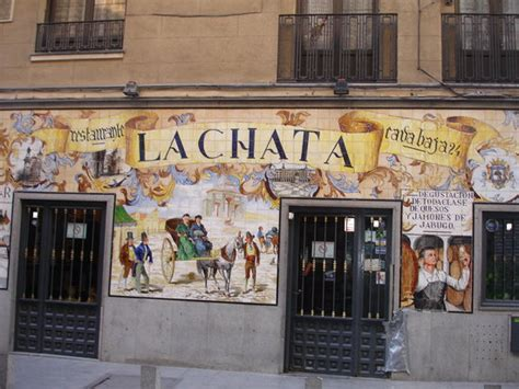 la chata la la chata madrid la latina restaurant reviews phone number photos tripadvisor