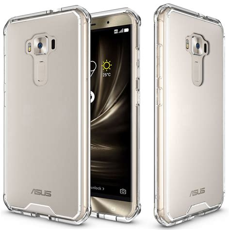 Slim Usams Asus Zenfone 3 Max 5 2 Inch Zc520tl Casing Cove for asus zenfone 3 5 5 quot ze552kl back hybrid slim phone cover ebay