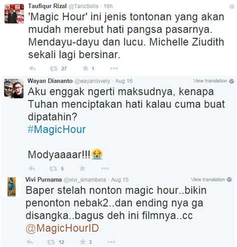 ending dari film magic hour magic hour film drama strategis dengan pencapaian
