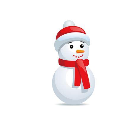 snowman vector design christmas icon