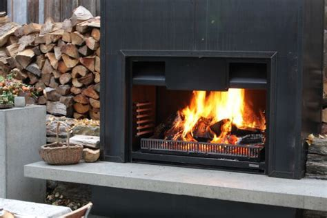 Outdoor Open Fireplace by Fireplaces By Warmington Outdoor Fireplaces Gas Wood Open