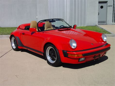 porsche speedster 1989 1989 porsche speedster front german cars for sale