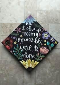 25 best ideas about graduation cap designs on