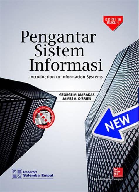 Salemba Empat Pengantar Ilmu Keperawatan Anak 1 Buku 1 Koran bukukita pengantar sistem informasi e16 1