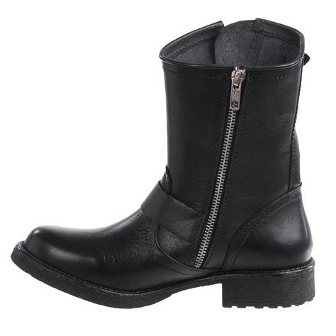 cheap womens motorcycle boots harley davidson womens boots clearance innovative orange
