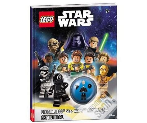 Buku Lego Wars Official Annual 2017 lego wars official annual 2018 imperial gunner