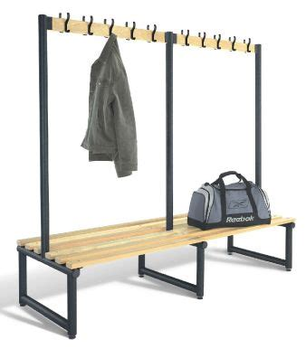 cl bench double sided hook bench cl 1000mm wide 10 hooks