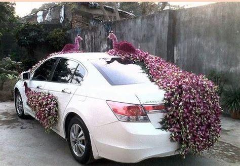 Wedding Car Decoration Ideas by Enter In Style With These Wedding Car Decoration Ideas
