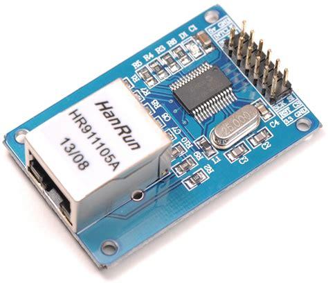 Module Ethernet Enc28j60 enc28j60 ethernet lan module