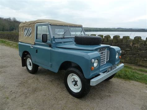 land rover tax pwu 840m 1973 land rover series 3 tax exempt