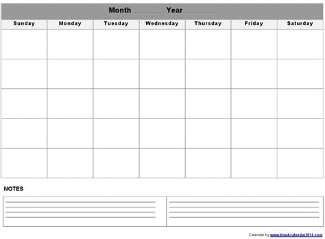 hd monthly calendar templates print blank calendars