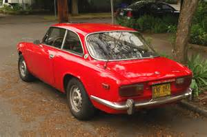 Alfa Romeo 1974 Gtv Parked Cars 1974 Alfa Romeo Gtv