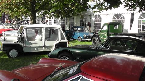 Automobile Club Inter Insurance 2 by 8th September 2012 Beaulieu International Autojumble