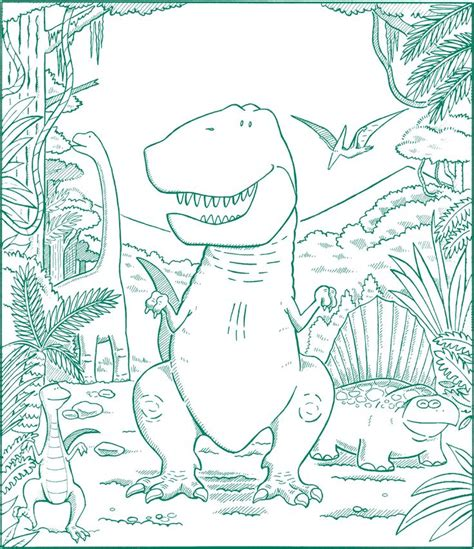 sea dinosaurs coloring pages dinosaur coloring page kaleidoscope library summer