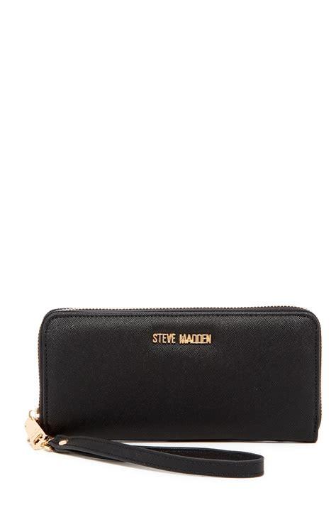 Steve Madden Wallets For by Steven By Steve Madden Saffiano Wristlet Wallet Nordstrom Rack