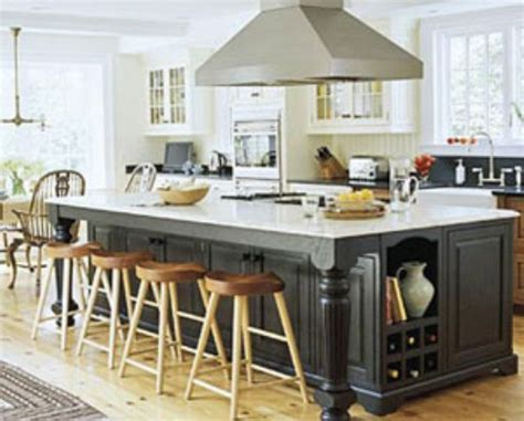 Large Kitchen Island With Seating And Storage Large Kitchen Island With Seating And Storage Kitchens Large Kitchen Island
