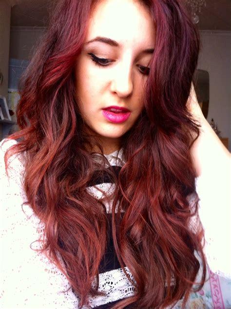 wat hair colour isbin for 2015 رنگ موی 2015 جدیدترین مدل رنگ موی ماهاگونی مو 2014