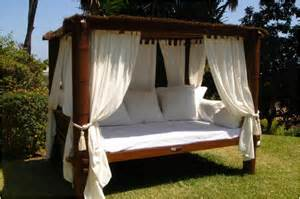 chill out beds balinese 4 poster bed