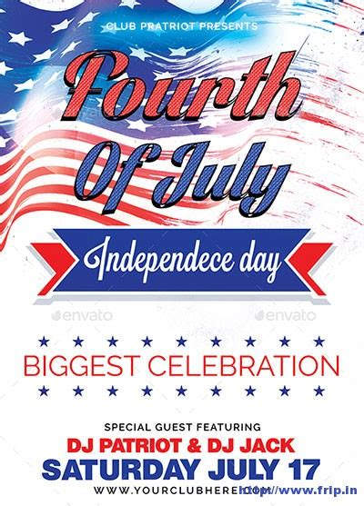 independence day flyer 50 best 4th of july u s independence day flyers print